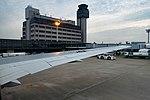 Star Wars ANA jet at Osaka International Airport 02.jpg