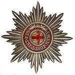 Звезда к ордену Св. Анны