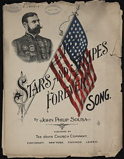 The Stars and Stripes Forever musical composition
