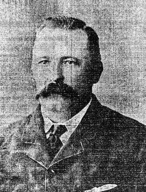 Arthur Morry - Arthur Morry, 1890