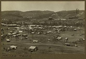 Mount Isa - Township, 1932