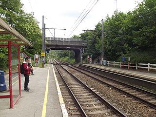 Saint-Job railway station railway station in Belgium