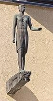 Statue Diana, Schildergasse 14, Köln-1498.jpg