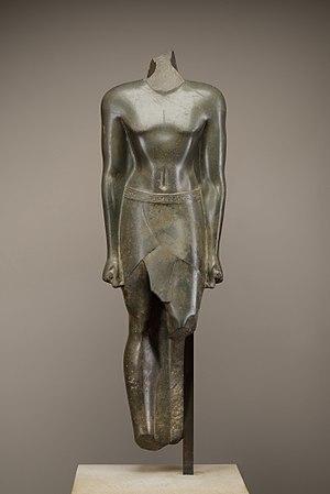 Tjahapimu - Image: Statue Tjahapimu Met
