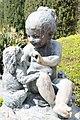 Statue in Nogueira da Silva Museum 11.JPG