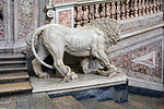 Statue of Lion in Honour Grand Staircase.jpg