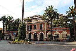 Stazione FS Pegli Genova 03