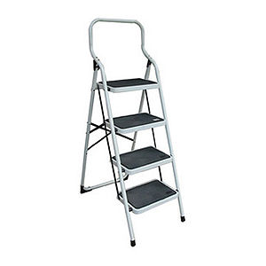 300px Step Ladder Step ladder safety when interior painting
