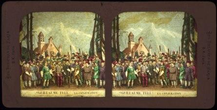 Stereokort, Guillaume Tell 6, La conjuration - SMV - S155b.tif