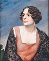 Sternad – Portrait of a lady, 1924.jpg