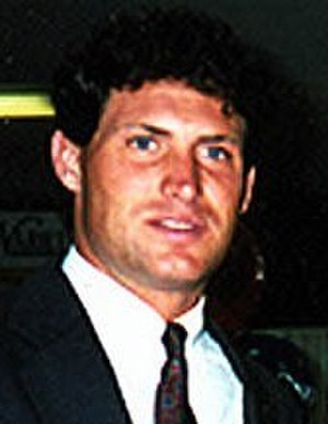 Best Male Athlete ESPY Award - Image: Steve Young Republican Convention 1990