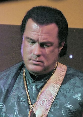 Steven Seagal - Seagal live in 2007