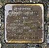 Stolperstein Genthiner Str 8 (Tierg) Rudolf Olden.jpg