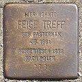 Stolperstein HB-Sebaldsbrücker Heerstr 55 Feige Treff.jpg