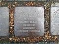 Stolperstein Hanni Lange, 1, Killwinkler Straße 11, Heessen, Hamm.jpg