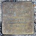 Stolperstein Lessingstr 8 (Hansa) Elise Simson.jpg