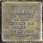 Stolperstein Offenburg Leonie Kahn.jpg