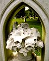 Stone Flowers, Mount Auburn Cemetery, Cambridge, Massachusetts.jpg