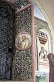 Storie di s. benedetto, 06 sodoma - Come uno prete ispirato da dio porta da mangiare a Benedetto nel giorno di pasqua 05.JPG