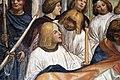 Storie di s. benedetto, 34 sodoma - Come Benedetto fa portare il corpo di Cristo sopra al monaco che la terra non voleva ricevere 05.JPG