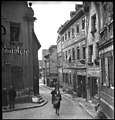 Street scene in Germany, post-WWII (5140517960).jpg