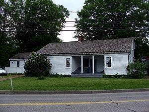 Fairview Township, Erie County, Pennsylvania - Sturgeon House in Fairview