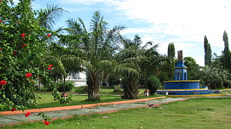 Sumbawa Besar - Taman Krato Park in Sumbawa Besar