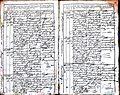Subačiaus RKB 1827-1830 krikšto metrikų knyga 026.jpg
