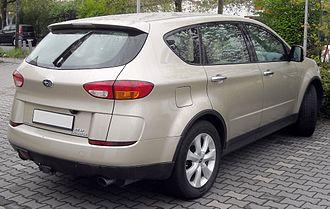 Subaru Tribeca - Pre-facelift Subaru B9 Tribeca