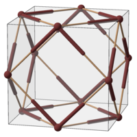 Subgroup of Oh; A4xC2; example solid (cuboctahedron).png