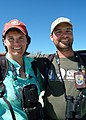 Sue Abbott and Caleb Spiegel (6771371813).jpg