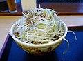 Sukiya Japanese green onion beef bowl.jpg