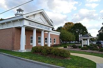 Sullivan, New York - Sullivan Free Library