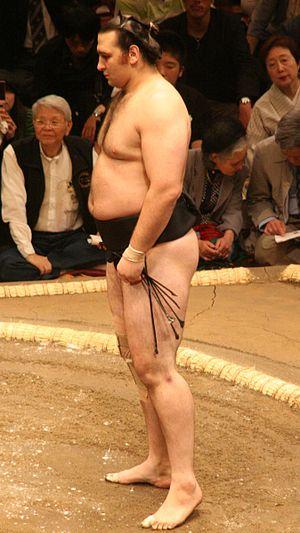 Kotoōshū Katsunori - Kotooshu in May 2009