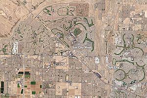 Sun City, Arizona - Image: Sun City, Arizona