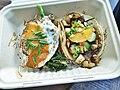Sunchoke taco with persimmon, castlevaltrano olives, almond chile, scallions, pistachio - 16301194391.jpg