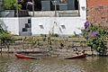 Sunken boat, Leeds and Liverpool Canal, Appley Bridge (geograph 4531296).jpg