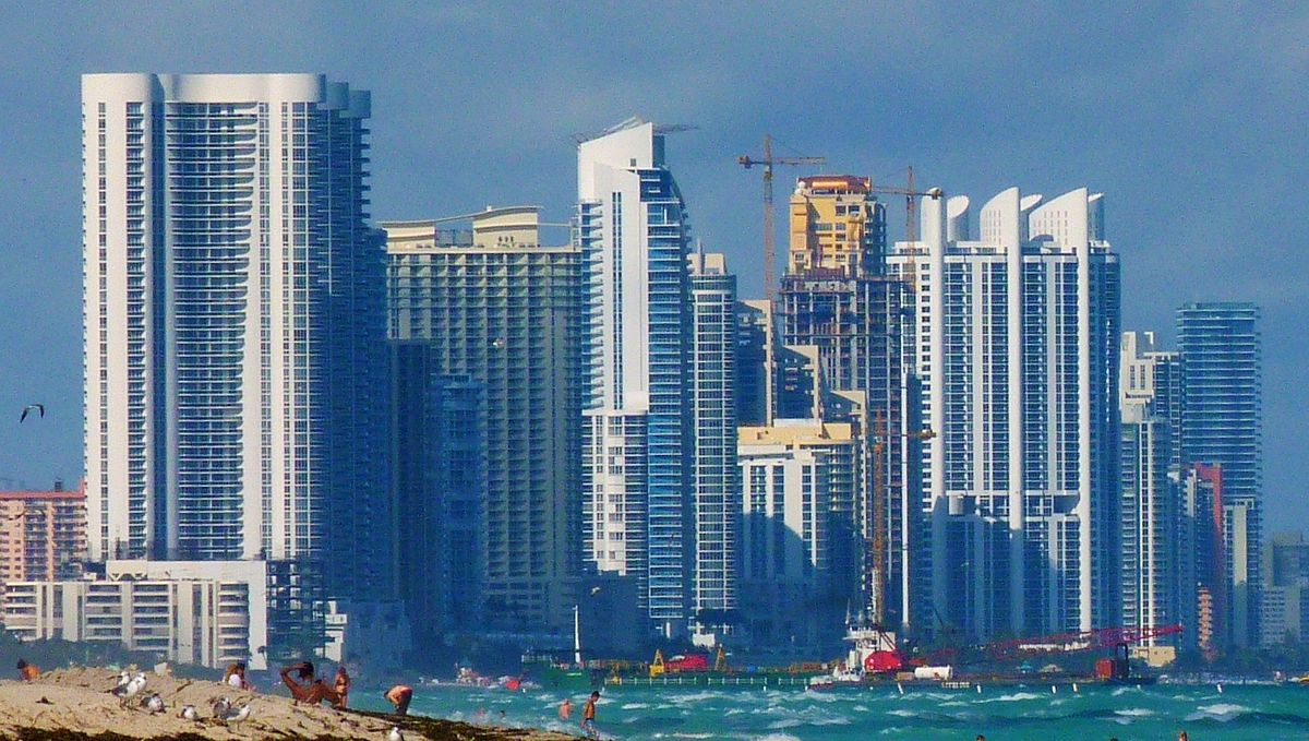 List Of Tallest Buildings In Sunny Isles Beach Wikipedia
