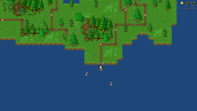 Forest World in current development v0.5.2