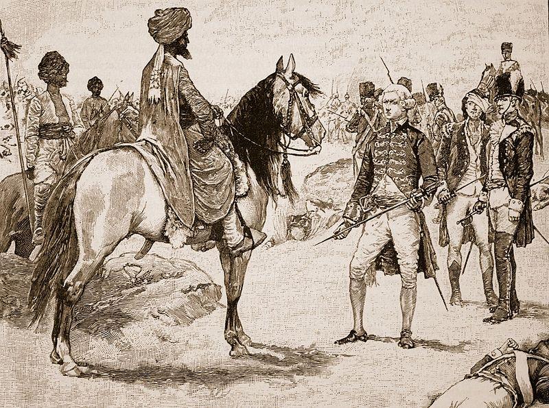 File:Surrender of Baillie to Hyder Ali.jpg