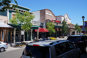 Folsom, California - Historic Sutter Street