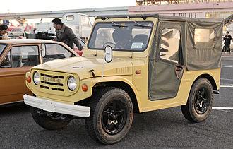 Suzuki Jimny - Suzuki Jimny LJ10