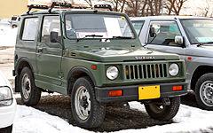 Suzuki Jimny Pl