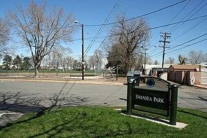 Elyria-Swansea, Denver - Swansea Park in Denver's Elyria-Swansea Neighborhood