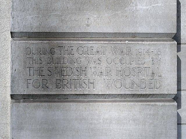 Photo of Stone plaque № 42501