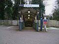 Sydenham Hill stn north entrance.JPG