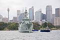 Sydney Harbour traffic 9, 26th. Nov. 2010 - Flickr - PhillipC.jpg