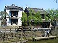 Syojyo&onogawa-river&dashi,sawara,katori-city,japan.JPG