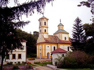 Hungary–Serbia relations - Grabovac Monastery