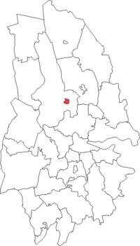 Nora by i Örebro amt